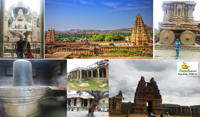HAMPI – A visual Treat of Architectural Wonder