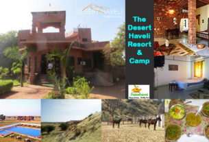The Desert Haveli Resort & Camps