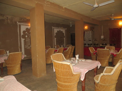 traditional Rajasthani & Indian food