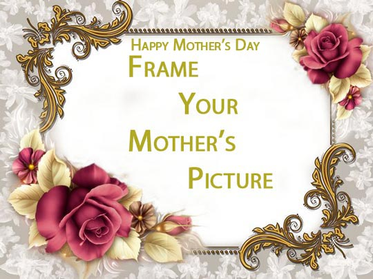 moher's day photo frame