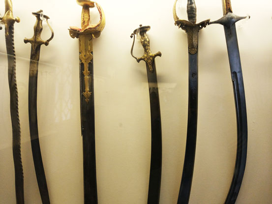 Mehrangarh museum