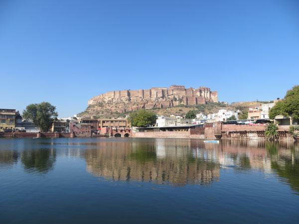 Gulab Sagar Jodhpur