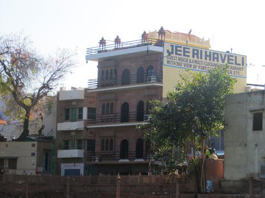 Jeeri Haveli jodhpur