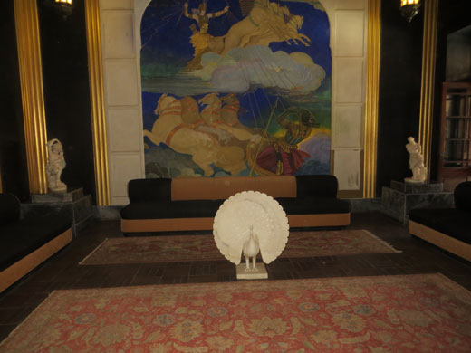 Umaid Bhawan Interior