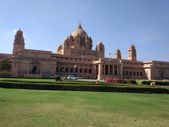 Umaid Bhawan Palace jodhpur