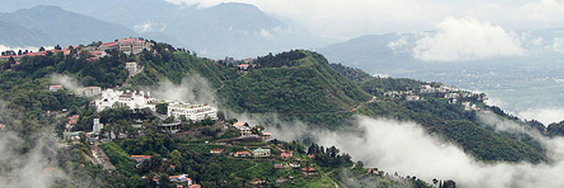 Mussoorie – paradise for nature lovers