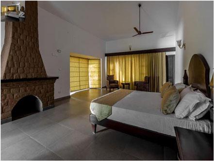 vanvasa resort rooms