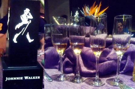 Johnnie Walker brand
