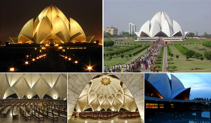 Lotus Temple – The crowning glory of Delhi