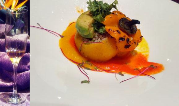 dish of Quinoa