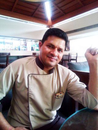 Chef Sandeep Saini