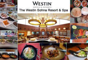 westin restaurant sohna