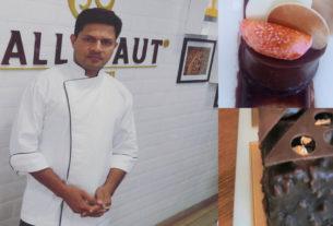 chef sandeep saini westin sohna gurgaon
