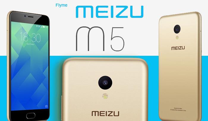 Meizu M5 Gold