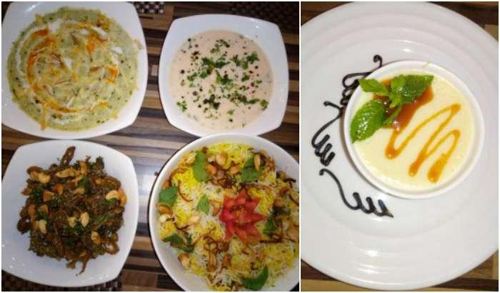 Chef signature dishes