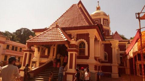 Shree Shantadurga Mandir