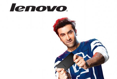 Lenovo Ranbir Kapoor