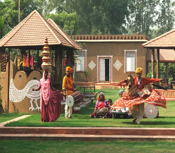 Ashex Fun Village, Ballabhgarh in Faridabad