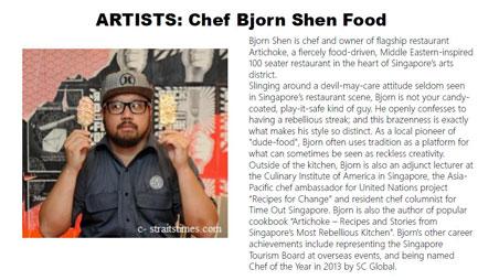 Chef Bjorn Shen