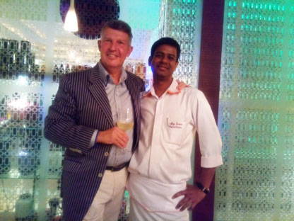 GM Michel Koopman The Leela Ambience, Gurugram
