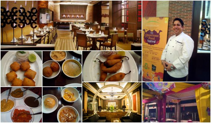Rajasthani culture comes alive at Goldfinch Hotel, Faridabad