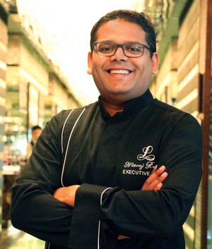 Neeraj Rawoot Executive Chef The Leela Ambience Gurugram Hotels Residences