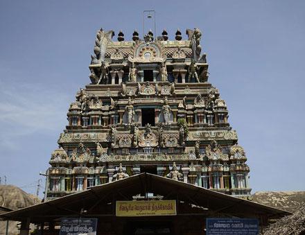 Suryanar Koil in Tamil Nadu
