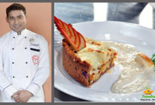 Chef Joseph Rozario - TravelRasoi