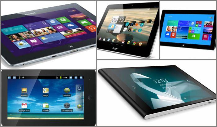 New Generation Tablets