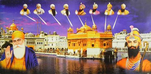 Shri Harmindir Sahib