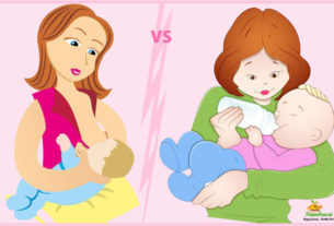 Breastfeeding Vs Formula Milk