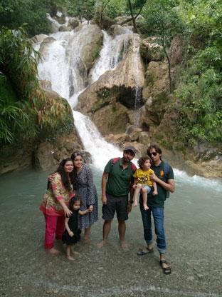 Neer Garh Falls Rishikesh