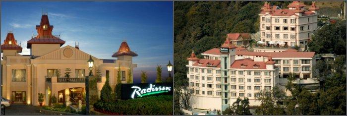 Radisson Hotel, Shimla