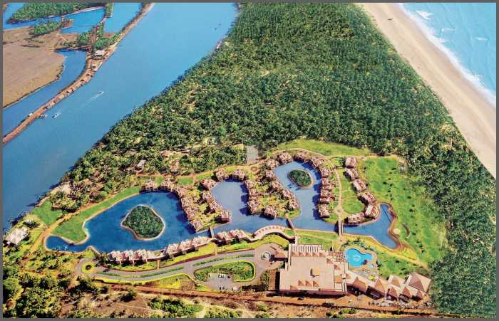 The Leela Resorts in Goa