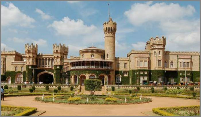 Bangalore's Palace Grounds