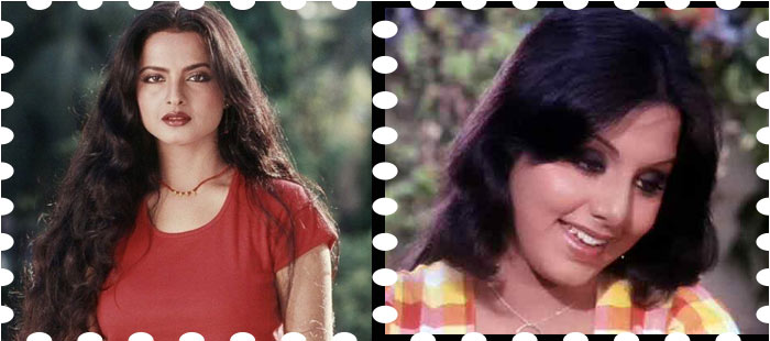 frizzy hairstyles in 1980 in bollywood