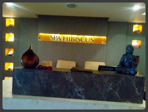 Spa Hibiscus