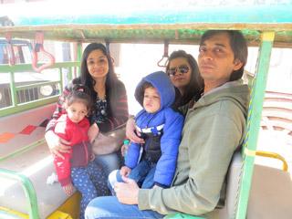 E-rickshaw tour