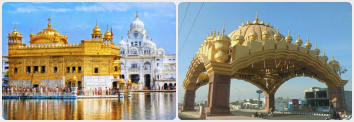 amritsar is a place of spiritual & food