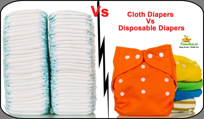 Cloth Diapers Vs Disposable Diapers