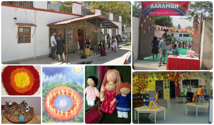 Waldorf Education-Personalizing Curriculum for Children in India