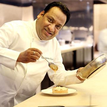 Executive Chef Agnimitra Sharma
