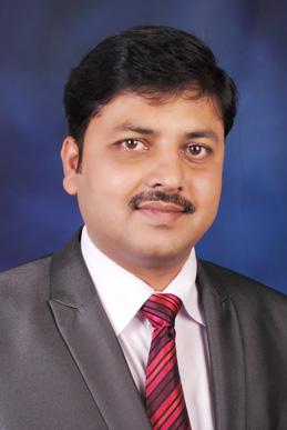 Chandrahas Panigrahi CMO
