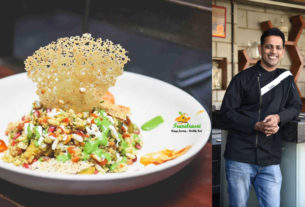 chef vaibhav bhargava at Molecule Gurugram