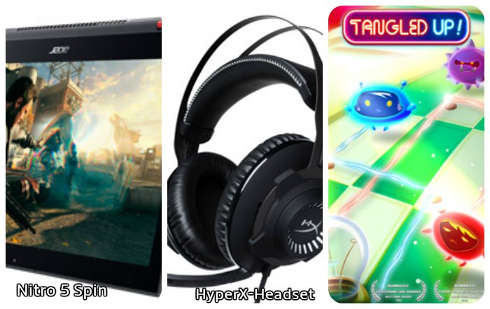 Keep the gaming thrill alive while travelling!