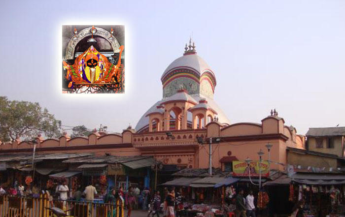 Kalighat Temple of Goddess Kali
