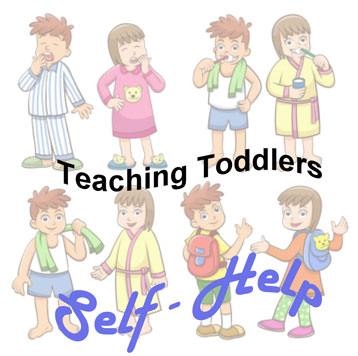 Teach child About Self-Help