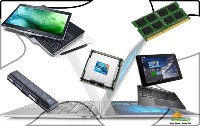 Laptop for travel