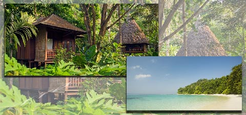Barefoot at Havelock Resort, Andaman and Nicobar Islands beachside hotels