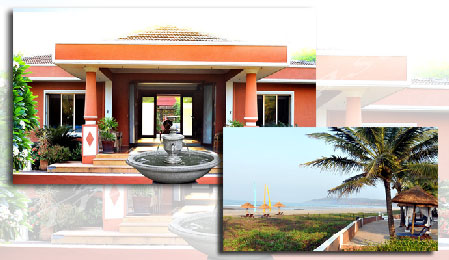 Western-Blue Ocean Resort & Spa, Ratnagiri, Maharashtra beachside hotels
